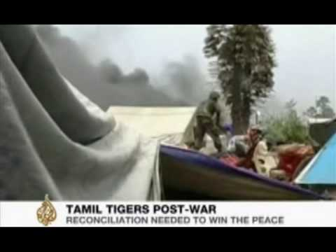 Sri Lanka faces uncertain post-war future - 19 May 09