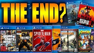 END OF PHYSICAL GAMES RIP GameStop PS5 NEWS PS5 VS Stadia