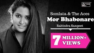Download Somlata & The Aces | Mor Bhabonare | Rabindra Sangeet | Somlata Acharyya Chowdhury 3Gp Mp4