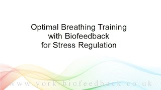 Optimal Breathing Training With Biofeedback For Stress Management