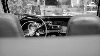 Analog Film Kodak Tmax 100 Black and White - Oldtimertreff in Bochum - analoge Fotografie