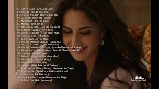 Katrina Kaif 25 Hit Songs 2006 - 2018
