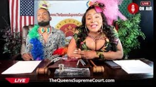 "Ts Madison  ""The Queens Supreme Court"" Live STREAM 1.21.19"