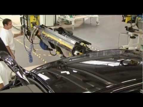 Jak Se Vyrábí Škoda Superb (Superb Production )