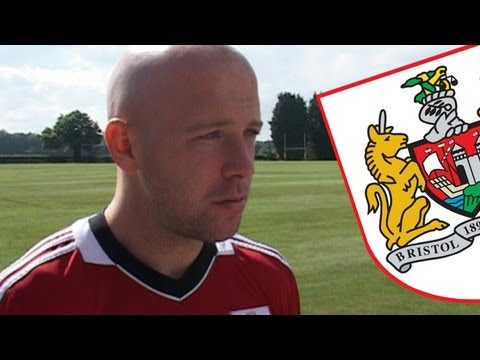 Nicky Shorey signed last Friday with James O'Connor and Stephen McLaughlin joining him on deadline day. To watch the full interviews subscribe to Bristol City Player.
