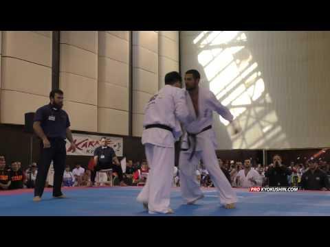 IKO EC 2016, Final +90 Sarkhoshyan David (Russia, aka) - Kurtsikidze Tornike (Russia)