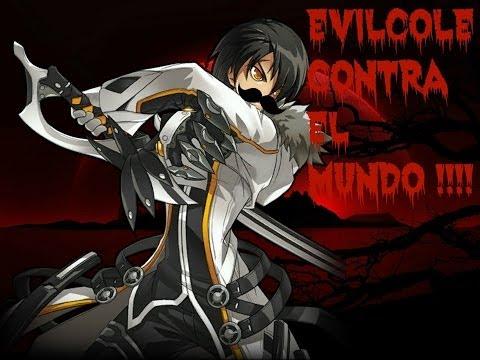 Elsword ES JCJ Raven (BM) Vs Ara (SD)