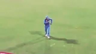 Virat Kohli & anil kapoor dance at wankhede stadium world cup semi Final