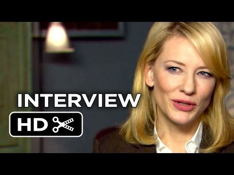 Cinderella Interview - Cate Blanchett (2015) - Helena Bonham Carter Movie HD