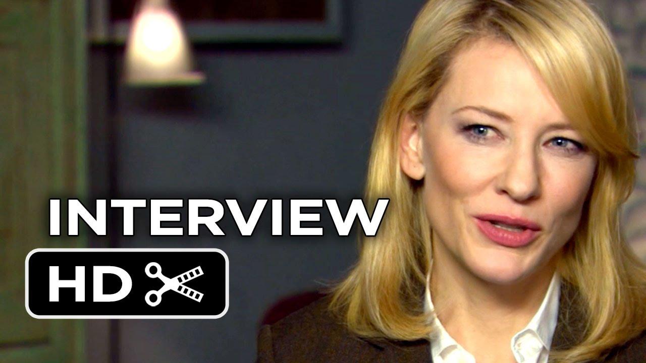 Cate Blanchett Intervi... Helena Bonham Carter