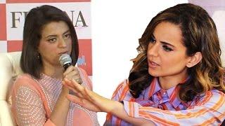 Kangana Ranaut's Sister Rangoli REACTS On Rumours Of A Fight Between Them