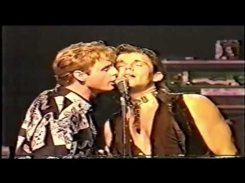 A-HA Live 1994 Johannesbourg South Africa part1/3 HD