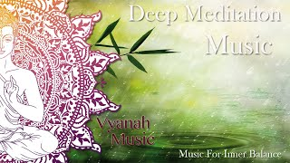 1 HOUR of Relaxing Music For Inner Balance, Spa, Sleep,Yoga, Massage, Studying and Stress Relief,