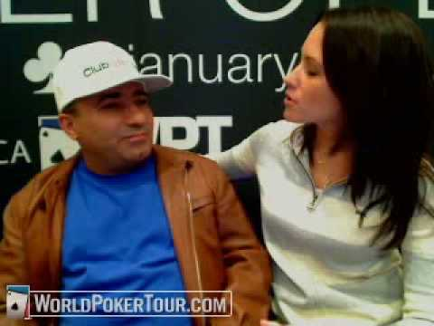 Freddy Deeb Makes His Third WPT Final Table Video