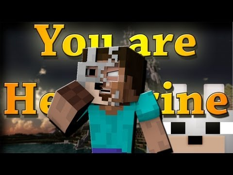 Minecraft Mods - YAH: You Are Herobrine 1.4.7 Review and Tutorial