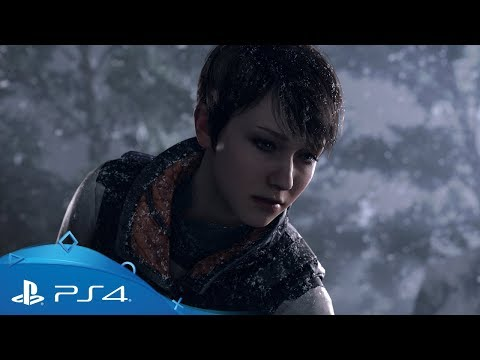 Detroit: Become Human | Kara Trailer | PS4