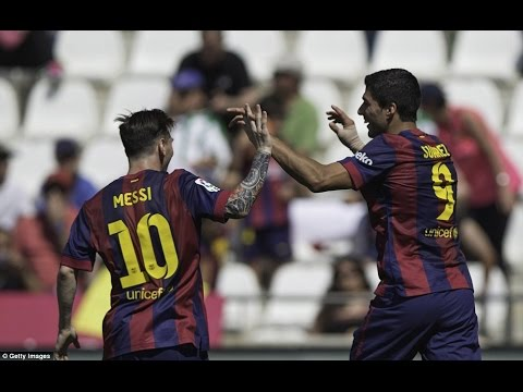 Lionel Messi vs Cordoba (Away) - La Liga (02/05/15) 720p by LM10CompsHD