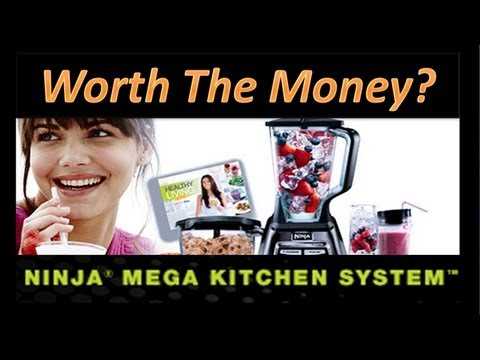 Ninja Mega Kitchen System - Just How Ninja Is This Kitchen System?