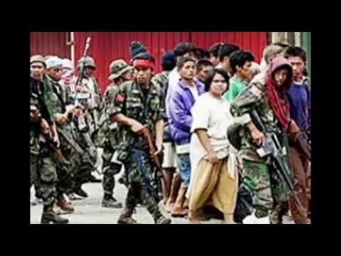 Zamboanga Attack By Mnlf September 9, 2013 In Early Dawn video