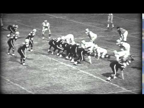 1969 Rantoul versus Urbana High School Football