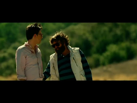 The Hangover Part III Blooper Reel 1 (2013) - Bradley Cooper, Zach Galifianakis HD
