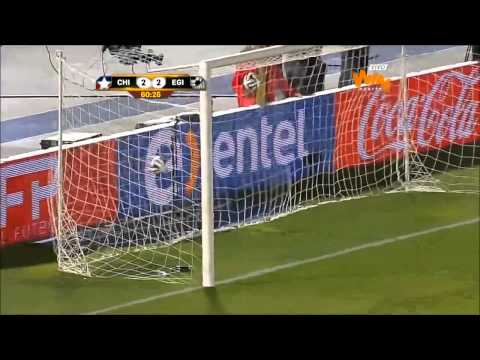 Eduardo Vargas || (Todos) Goles Seleccion Chilena || 2011 - 2015