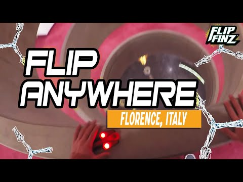 Flip Anywhere | Flip Finz in Florence