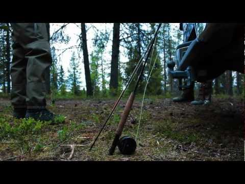Brothers On The Fly - Swedish Lapland fly fishing full film