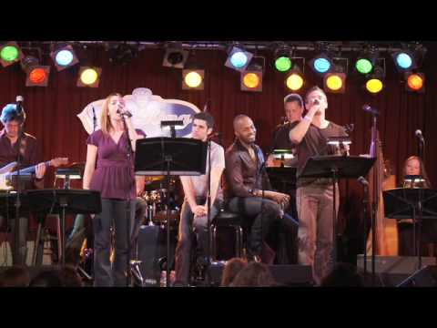 Adam Pascal & Julia Murney perform DRIFTs State of the Heart LIVE
