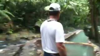 Aguas termales excursion con Pastor Fernando (Costa Rica)