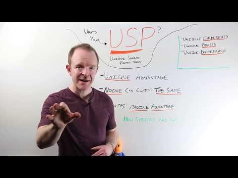 Unique Selling Proposition (USP) - What's Your Real Estate Niche?