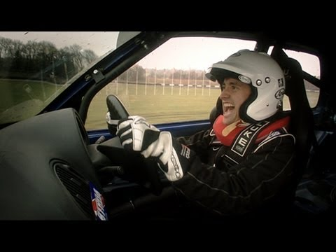 Rallycross on a Budget Part 2 | Top Gear | Series 18 | BBC