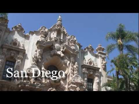 San Diego California: The Unofficial Tourism Video! (HD)