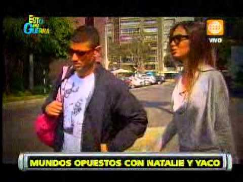 Esto es Guerra: Yaco Eskenazi llevó a Natalie Vértiz a desayunar a La Parada