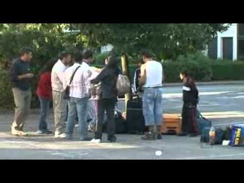 France deports gypsies to Romania