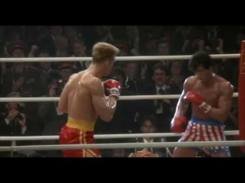 Rocky vs Ivan Drago -  Rocky 4 High Definition Music Videos