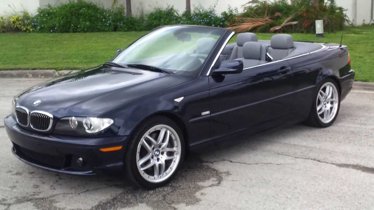 For Sale 2004 Bmw 330ci Convertible Www Southeastcarsales