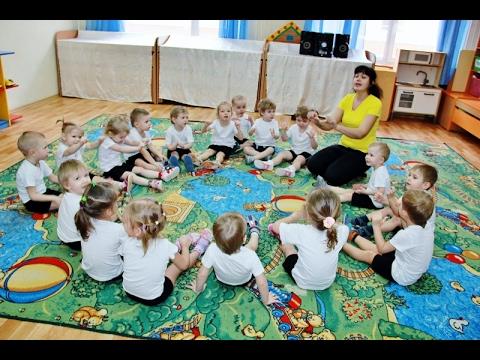 Музыкально-дидактическая игра в детском саду