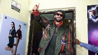 Gully Boy Screening पर Ranveer Singh का हंगामा Apna Time Aayega