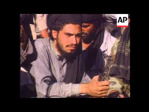 Afghanistan - Fighting continues
