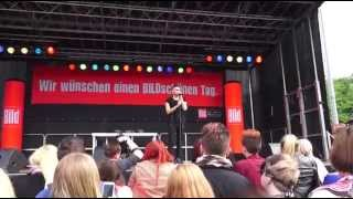 LOSE CONTROL Damon Paul feat. Daniel Schuhmacher BILD-Renntag Gelsenkirchen 2014