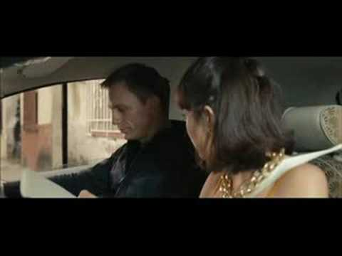 007 Quantum Of Solace(2008) Official Trailer
