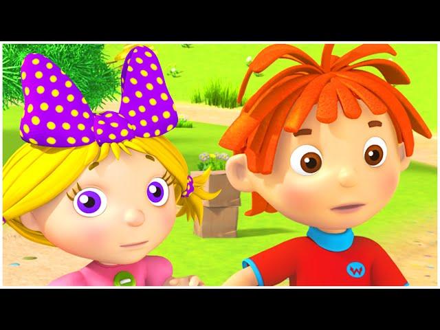 رسوم متحركة للاطفال | الدنيا روزي | أسرار والغموض | مجموعة | قناة براعم | كارتون | Spacetoon