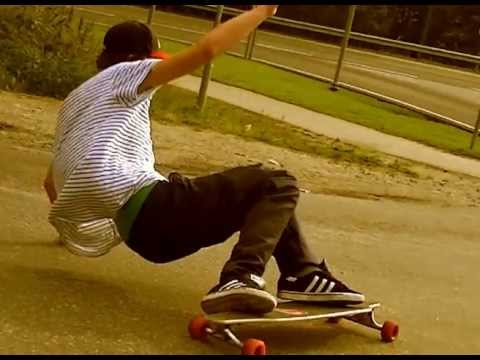 Longboarding in Norway