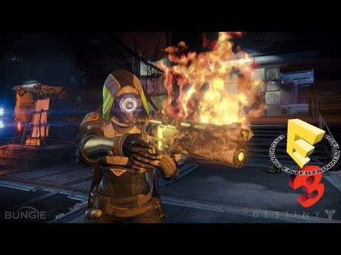 Destiny First Look (PS4 & Xbox One)