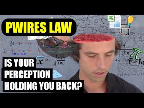 OPTIMIZING FUN: PWIRES LAW