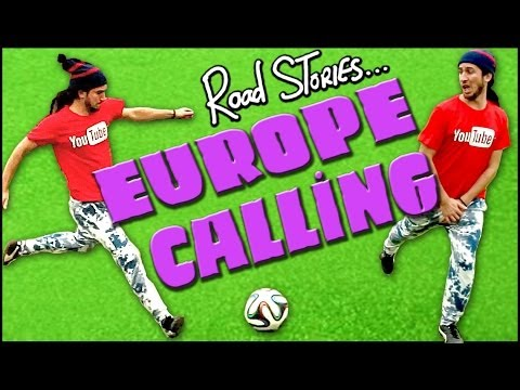 Europe Calling - Road Stories (Walk off the Earth) Music Videos