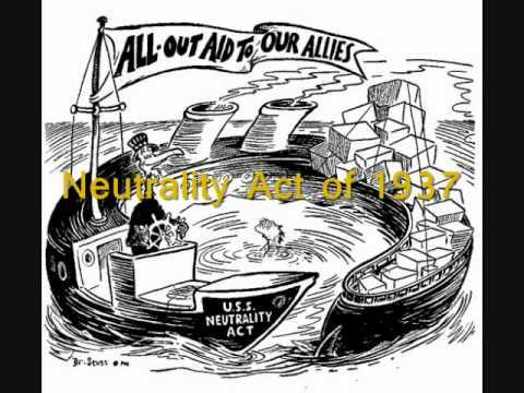 us neutrality in world war one essay