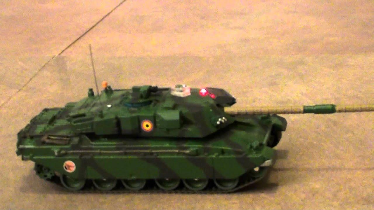 Challenger RC IR tank 1/72