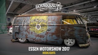HIGHLIGHTS! Essen Motorshow 2017 - Tuning Xperience